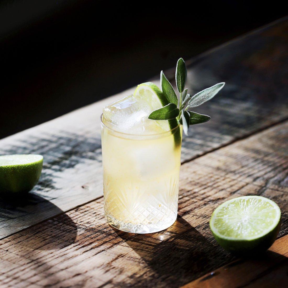Von Humboldt's Spice Road Cocktail