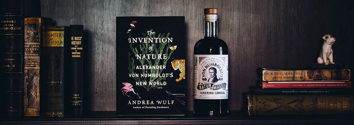 The Invention of Nature Book by Andrea Wulf